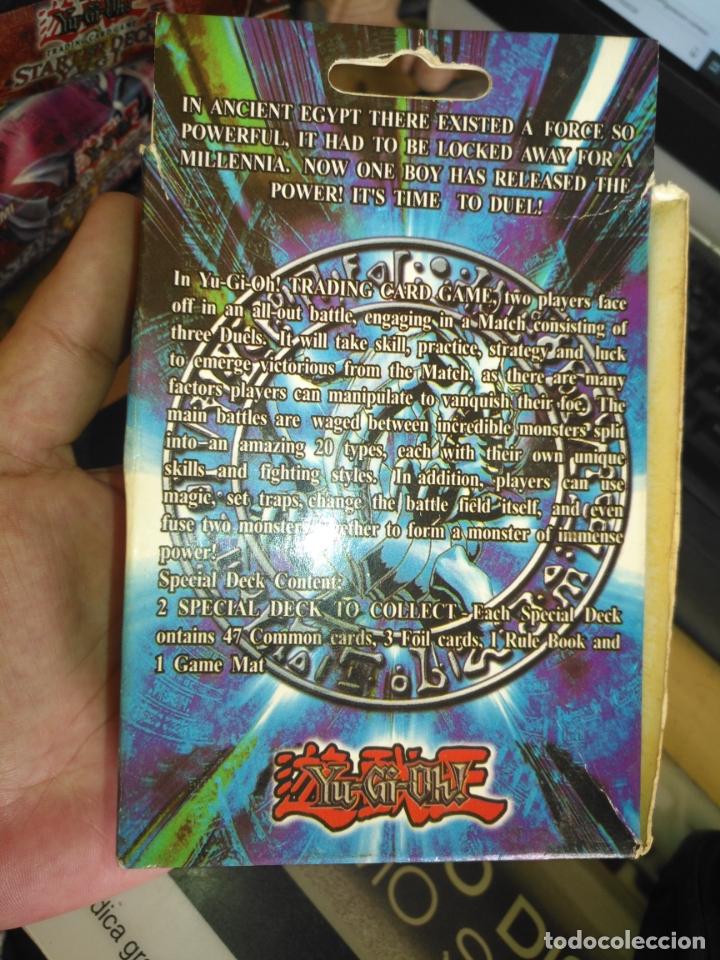 Barajas de cartas: yo gi oh gran lote tacos - trading card - cajas 1ª edicion española baraja de inicio kaiba MAGIC MTG - Foto 30 - 174494349