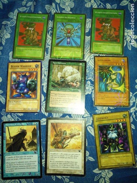 Barajas de cartas: yo gi oh gran lote tacos - trading card - cajas 1ª edicion española baraja de inicio kaiba MAGIC MTG - Foto 38 - 174494349