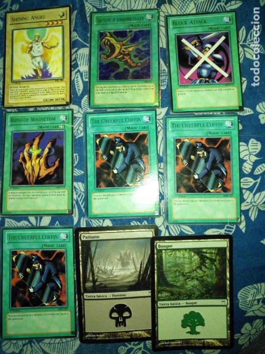 Barajas de cartas: yo gi oh gran lote tacos - trading card - cajas 1ª edicion española baraja de inicio kaiba MAGIC MTG - Foto 39 - 174494349