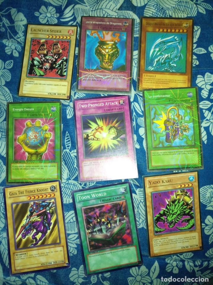 Barajas de cartas: yo gi oh gran lote tacos - trading card - cajas 1ª edicion española baraja de inicio kaiba MAGIC MTG - Foto 56 - 174494349