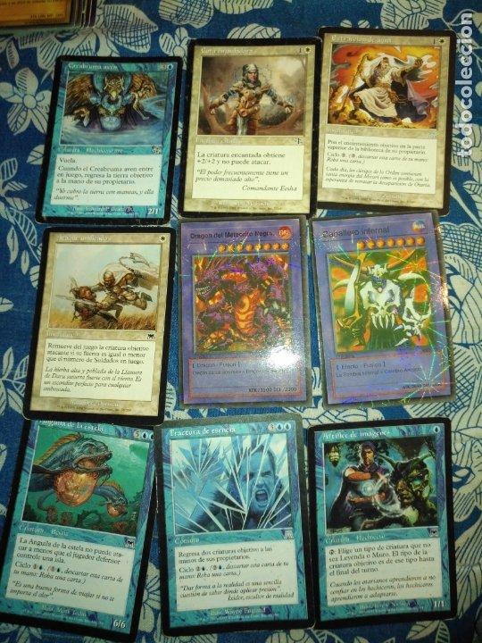Barajas de cartas: yo gi oh gran lote tacos - trading card - cajas 1ª edicion española baraja de inicio kaiba MAGIC MTG - Foto 62 - 174494349