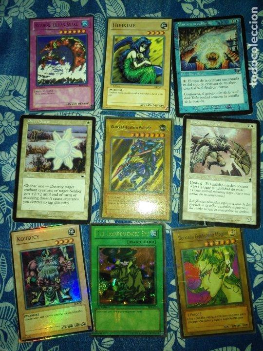 Barajas de cartas: yo gi oh gran lote tacos - trading card - cajas 1ª edicion española baraja de inicio kaiba MAGIC MTG - Foto 67 - 174494349