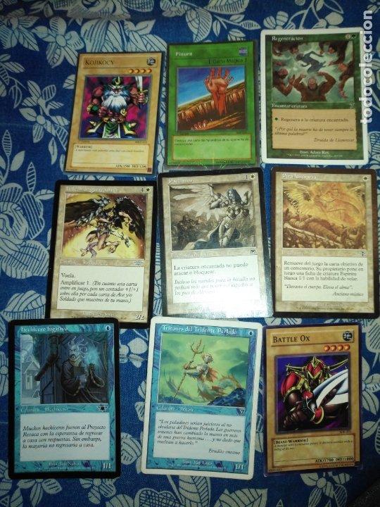 Barajas de cartas: yo gi oh gran lote tacos - trading card - cajas 1ª edicion española baraja de inicio kaiba MAGIC MTG - Foto 74 - 174494349