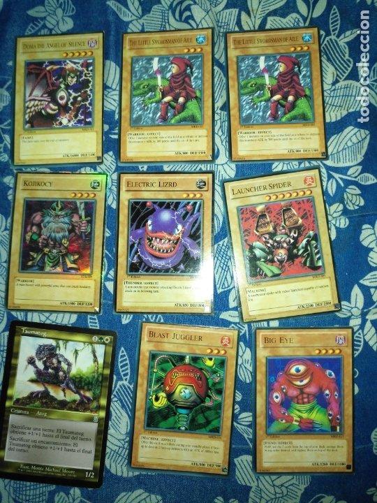 Barajas de cartas: yo gi oh gran lote tacos - trading card - cajas 1ª edicion española baraja de inicio kaiba MAGIC MTG - Foto 78 - 174494349