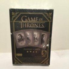 Barajas de cartas: GAME OF THRONES - POKER. Lote 174545707