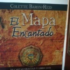 Barajas de cartas: EL MAPA ENCANTADO. Lote 174564419