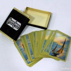 Barajas de cartas: BARAJA POKER. PRECIOSA BARAJA MADE IN CHICAGO ARRCO . Lote 174587085