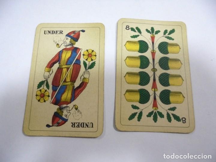 Barajas de cartas: BARAJA DE CARTAS. ALEMANA. PUBLICITARIA. CIGARETTES PARISIENNES. COMPLETA. VER FOTOS Y DORSO - Foto 9 - 175019152