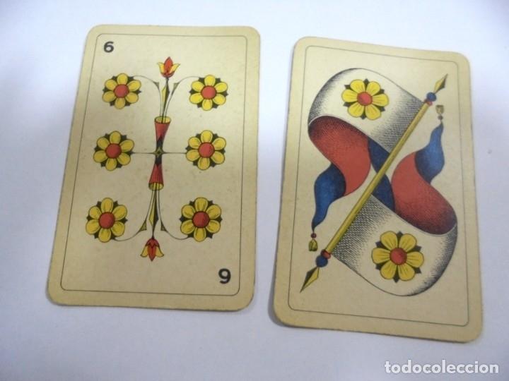 Barajas de cartas: BARAJA DE CARTAS. ALEMANA. PUBLICITARIA. CIGARETTES PARISIENNES. COMPLETA. VER FOTOS Y DORSO - Foto 12 - 175019152