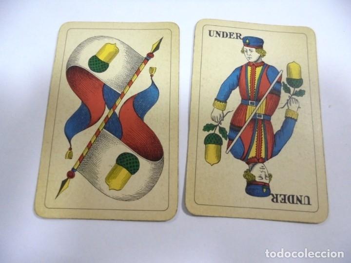 Barajas de cartas: BARAJA DE CARTAS. ALEMANA. PUBLICITARIA. CIGARETTES PARISIENNES. COMPLETA. VER FOTOS Y DORSO - Foto 13 - 175019152