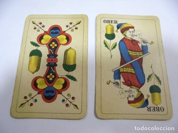Barajas de cartas: BARAJA DE CARTAS. ALEMANA. PUBLICITARIA. CIGARETTES PARISIENNES. COMPLETA. VER FOTOS Y DORSO - Foto 14 - 175019152
