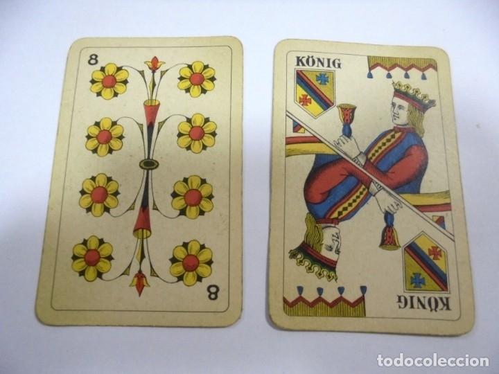 Barajas de cartas: BARAJA DE CARTAS. ALEMANA. PUBLICITARIA. CIGARETTES PARISIENNES. COMPLETA. VER FOTOS Y DORSO - Foto 15 - 175019152