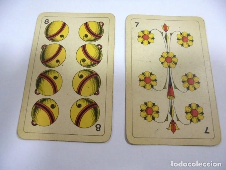 Barajas de cartas: BARAJA DE CARTAS. ALEMANA. PUBLICITARIA. CIGARETTES PARISIENNES. COMPLETA. VER FOTOS Y DORSO - Foto 16 - 175019152