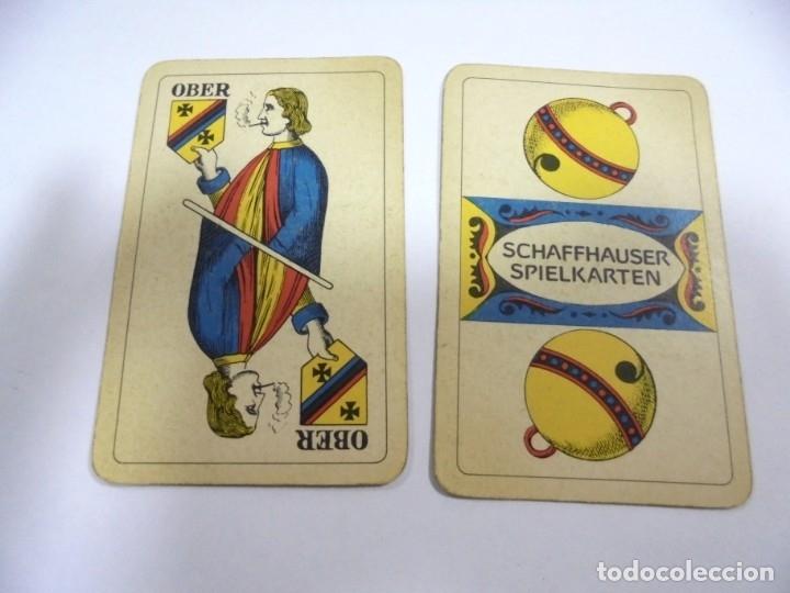 Barajas de cartas: BARAJA DE CARTAS. ALEMANA. PUBLICITARIA. CIGARETTES PARISIENNES. COMPLETA. VER FOTOS Y DORSO - Foto 18 - 175019152
