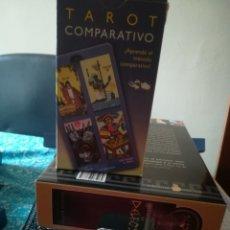 Barajas de cartas: TAROT COMPARATIVO. Lote 175074508