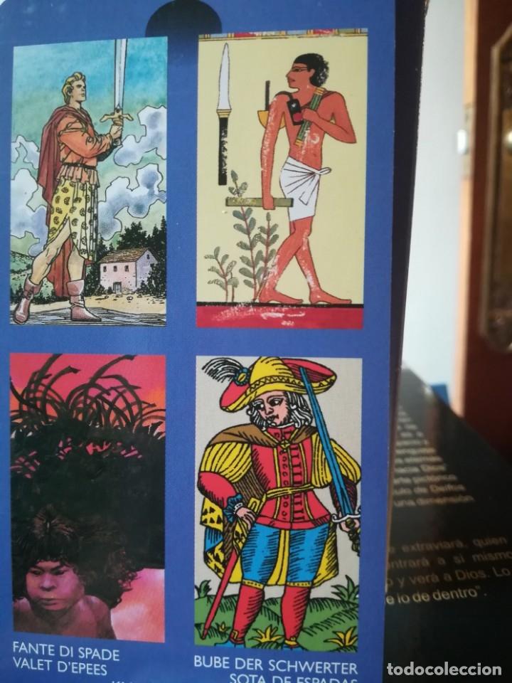 Barajas de cartas: Tarot comparativo - Foto 5 - 175074508