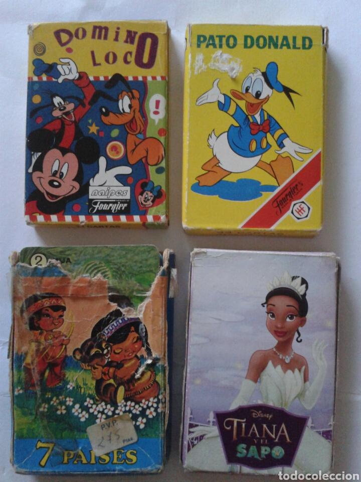BARAJA - CARTAS (Juguetes y Juegos - Cartas y Naipes - Barajas Infantiles)