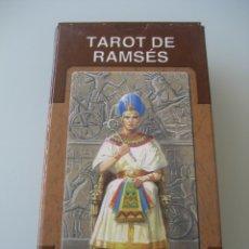 Barajas de cartas: TAROT DE RAMSES. Lote 175301550