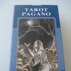 Barajas de cartas: TAROT PAGANO. Lote 175301784