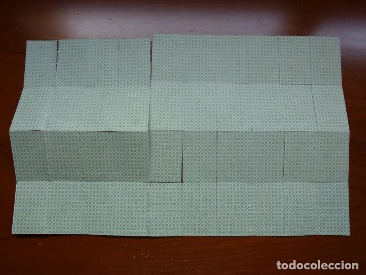 Barajas de cartas: LOTE CINCO MINI BARAJAS NAIPES EN PLIEGO DE LA CASA SERJAN - Foto 3 - 175346998