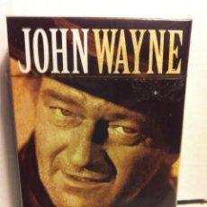 Barajas de cartas: JOHN WAYNE - POKER - PRECINTADAS--POKER. Lote 175439990