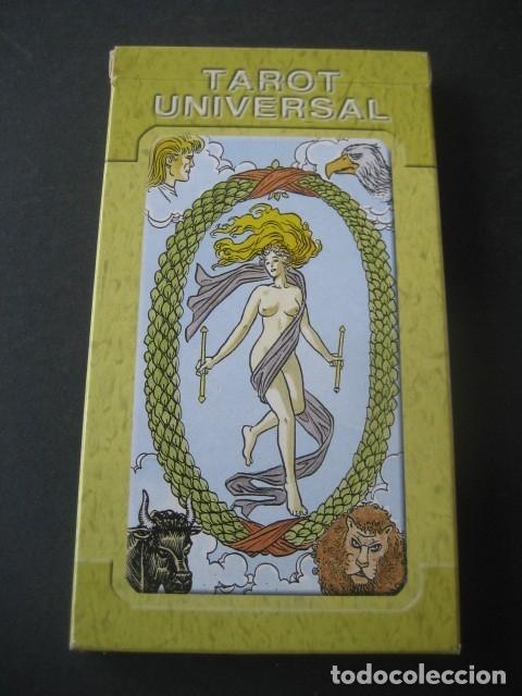 Barajas de cartas: 22 ARCANOS MAYORES. TAROT UNIVERSAL - Foto 2 - 175453932