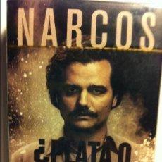 Barajas de cartas: NARCOS - PLATA O PLOMO? - (AQUARIUS 2017) - PRECINTADA--POKE. Lote 175494339