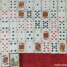 Barajas de cartas: BARAJA DE NAIPES DE 52 CARTAS. BRIDGE Y CANASTA. PAISES BAJOS. SIGLO XX.. Lote 175564382