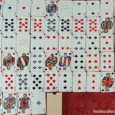 Barajas de cartas: BARAJA DE 54 CARTAS. CIEL DE FRANCE. MIRÓ COMPANY. SERIE F. CIRCA 1950. . Lote 175566147
