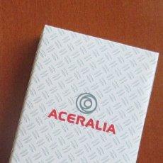 Barajas de cartas: BARAJA SIDERURGICA CARTAS HERACLIO FOURNIER ACERALIA. Lote 175612630