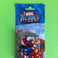 Mazzi di carte: BARAJA JUEGO DE NAIPES FOURNIER - MARVEL HEROES (ARTICULO NUEVO). Lote 145282473
