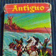 Barajas de cartas: BARAJA DE CARTAS ANTIGUO TESTAMENTO FOURNIER. Lote 175892969