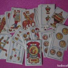 Jeux de cartes: BARAJA INFANTIL CADETE COMPLETA SIN USO EXCELENTE ESTADO. Lote 201152031
