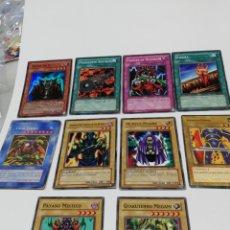 Barajas de cartas: CARTAS COLECCIONABLES YU-GI-OH! . Lote 176497469