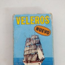 Barajas de cartas: JUEGO DE CARTAS/BARAJAS FOURNIER/VELEROS.. Lote 176542972