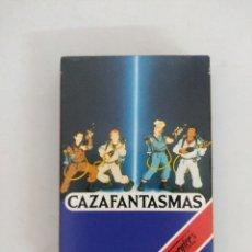 Barajas de cartas: JUEGO DE CARTAS/BARAJAS FOURNIER/CAZAFANTASMAS.. Lote 176547393