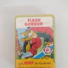 Barajas de cartas: JUEGO DE CARTAS/BARAJAS FOURNIER/FLASH GORDON/LOS MINIS DE FOURNIER.. Lote 176547987