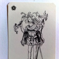 Barajas de cartas: JOKER-COMODIN DE BARAJA DE CARTAS.. Lote 176679373