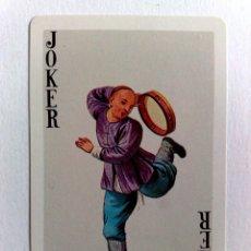 Barajas de cartas: JOKER-COMODIN DE BARAJA DE CARTAS.. Lote 176681382