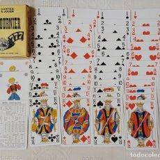 Baralhos de cartas: NAIPES H. FOURNIER - 777 - SIGNES AUX QUATRE COINS - 54 CARTAS · BARAJA COMPLETA. Lote 176816362