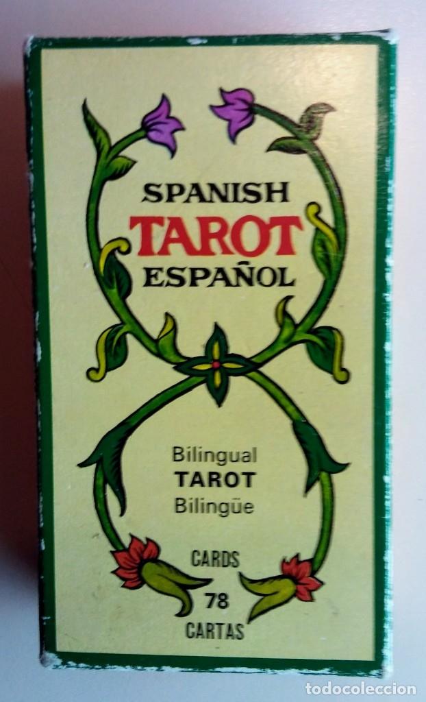 JUEGO CARTAS TAROT DE MARSELLA BILINGUAL (Juguetes y Juegos - Cartas y Naipes - Barajas Tarot)