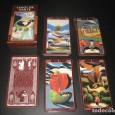Barajas de cartas: TAROT DE DANTE. LO SCARABEO 2007. Lote 176923603