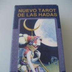 Barajas de cartas: TAROT DE LAS HADAS. Lote 176923680