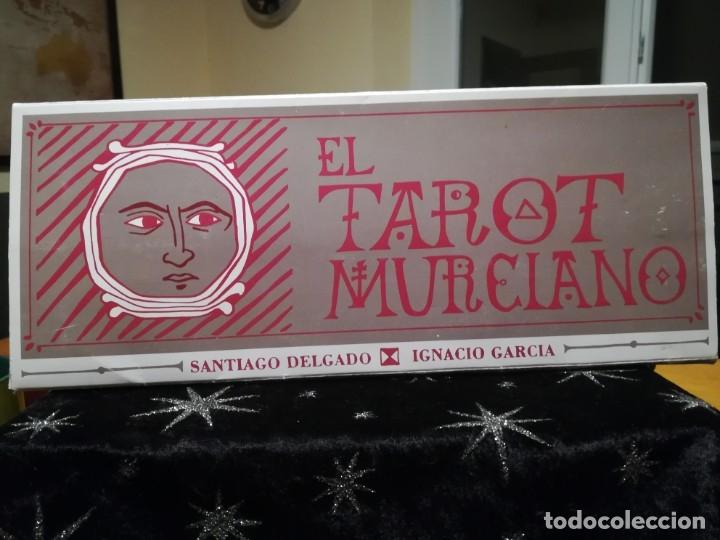 TAROT MURCIANO (Juguetes y Juegos - Cartas y Naipes - Barajas Tarot)