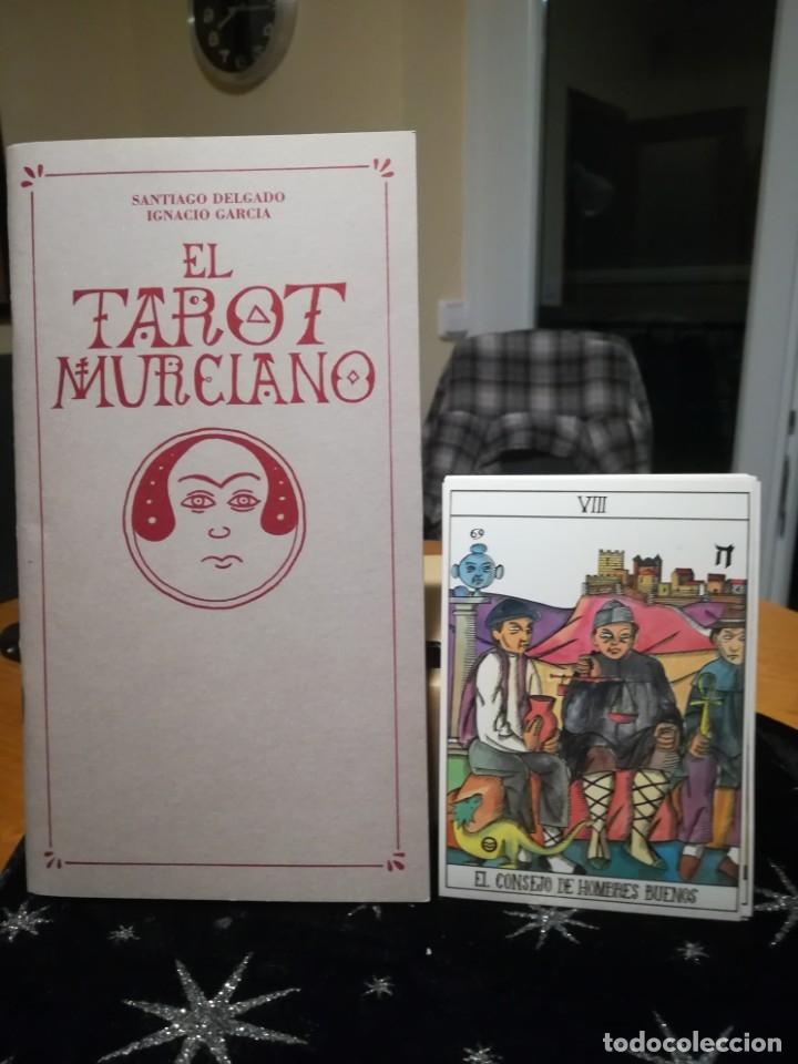 Barajas de cartas: Tarot murciano - Foto 3 - 177016510