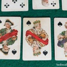 Barajas de cartas: ANTIGUA BARAJA DE CARTAS DE NAIPES MINIATURA DE J. DONDORF. FRANKFURT ALEMANIA. Lote 177025569