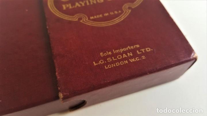 Barajas de cartas: CONGRESS PLAYING CARDS MADE IN USA BARAJA CARTAS POKER COLECCION EN CAJA ORIGINAL - Foto 5 - 177040552