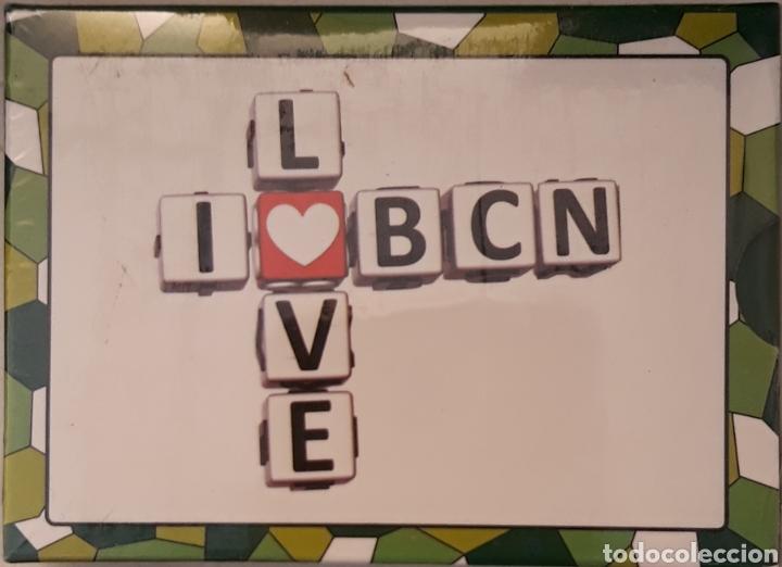 BARAJA I LOVE BARCELONA (Juguetes y Juegos - Cartas y Naipes - Barajas de Póker)