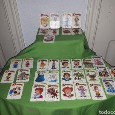 Barajas de cartas: ANTIGUA BARAJA CANDY CANDY PARA COMPLETAR LE FALTAN 2 CARTAS. Lote 177202710