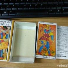 Mazzi di carte: TAROT DE MARSEILLE - EL AUTENTICO - FOURNIER. Lote 177419319